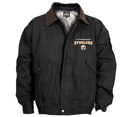 NFL Pittsburgh Steelers Navigator Jacket. product thumbnail. In Stock d780a3ca4