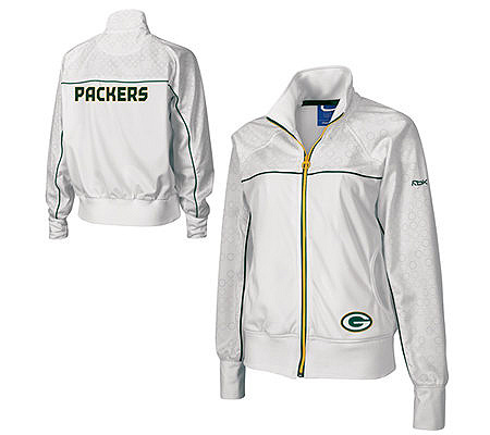 NFL Green Bay Packers Women s Dimension Track Jacket. product thumbnail. In  Stock 10edab6d5