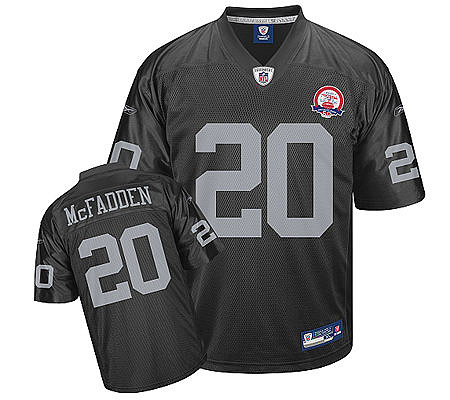 0d778f326 NFL Oakland Raiders AFL 50th Anniv. Darren McFadden Jersey. product  thumbnail. Share this Product