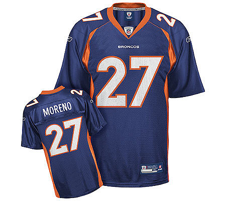 15e76f4fa NFL Denver Broncos Knowshon Moreno Replica TeamColor Jersey. product  thumbnail. Share this Product