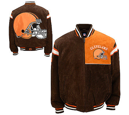 cheap cleveland browns jackets