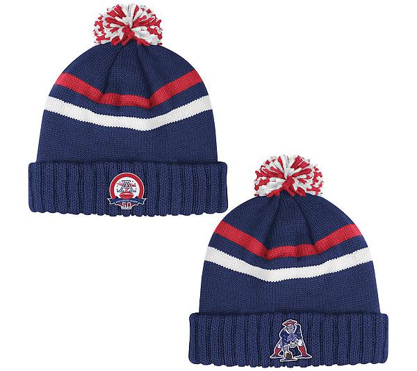 ... Patriots AFL Cuffed Knit Hat. product thumbnail. In Stock 2bda8e75e