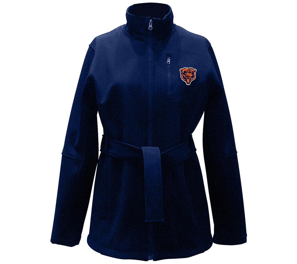 NFL Chicago Bears Women's Soft Shell Jacket