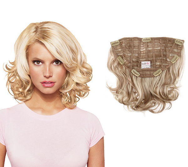 Hairdo By Ken Paves Jessica Simpson 15 Wavy Clip In Page 1