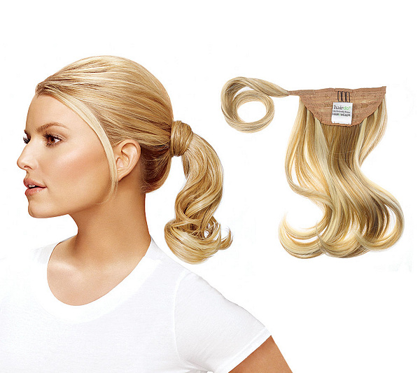 Hairdo By Ken Paves Jessica Simpson 10 12 Pony Tail Page 1