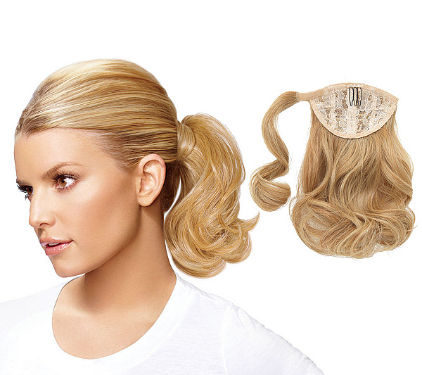 Hairdo By Ken Paves Jessica Simpson 10 Bump Up The Pony Page 1