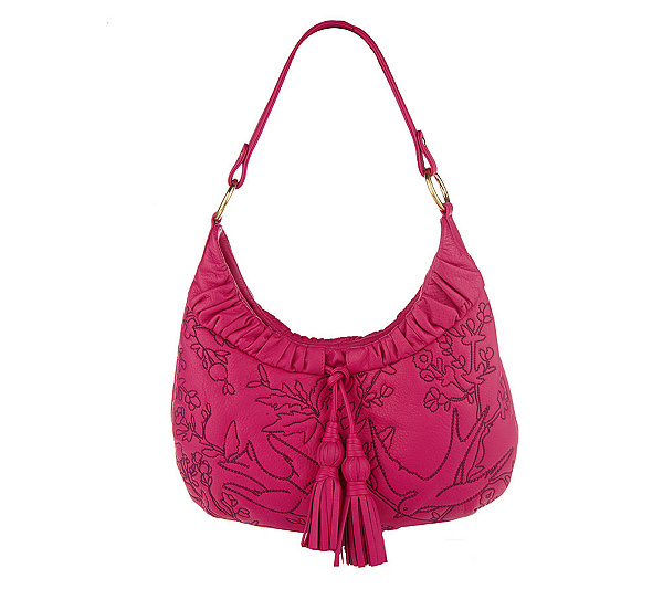 986ecfa5974f Fiore by Isabella Fiore Birds of a Feather Leather Audra Hobo - Page ...