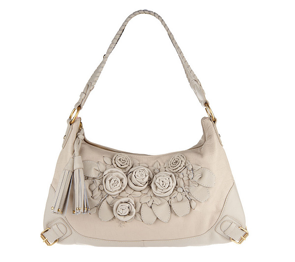 325441c96d6 Fiore by Isabella Fiore Forget Me Not Leather Audra Hobo. product  thumbnail. In Stock