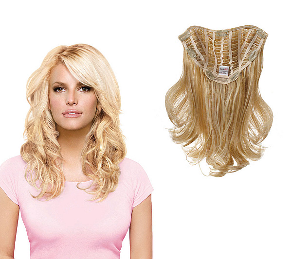 Hairdo By Ken Paves Jessica Simpson 20 Styleable Clip In Hair