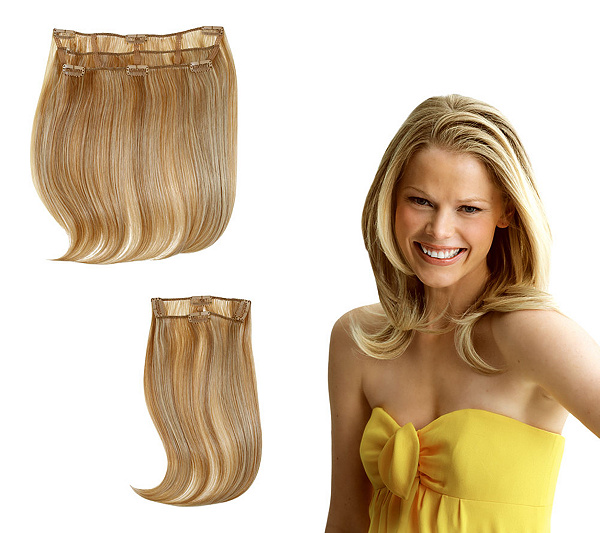Hairdo By Ken Paves Jessica Simpson 2 Piece Extension Page 1
