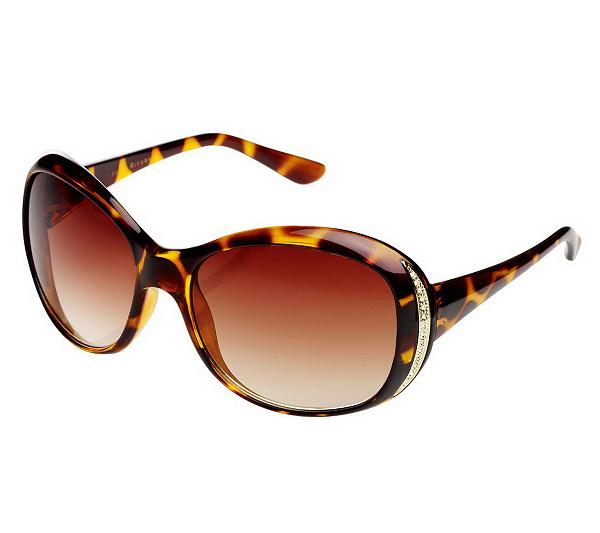b8ea167e99f Joan Rivers Look of Glamour Sunglasses - Page 1 — QVC.com