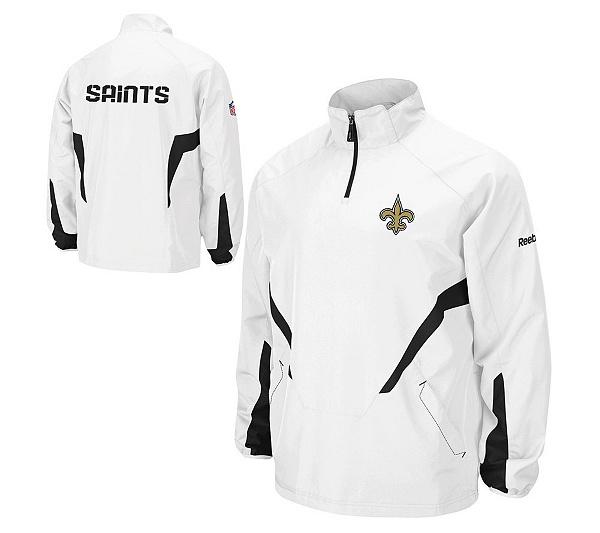 8d12ed43d NFL New Orleans Saints Hot Jacket. product thumbnail. In Stock