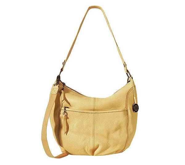 3abcbacb59 The Sak Iris Leather Large Hobo Bag. product thumbnail. In Stock
