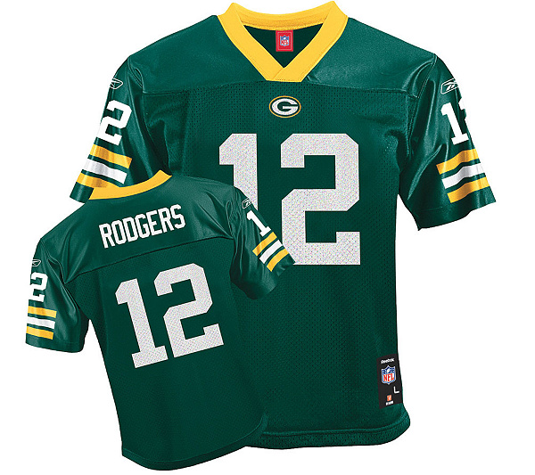 67c8b90934f NFL Green Bay Packers Aaron Rodgers Girl's Replica Jersey. product  thumbnail. Share this Product