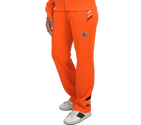NFL Cincinnati Bengals Women s Track Pants. product thumbnail. In Stock a774cb8acf