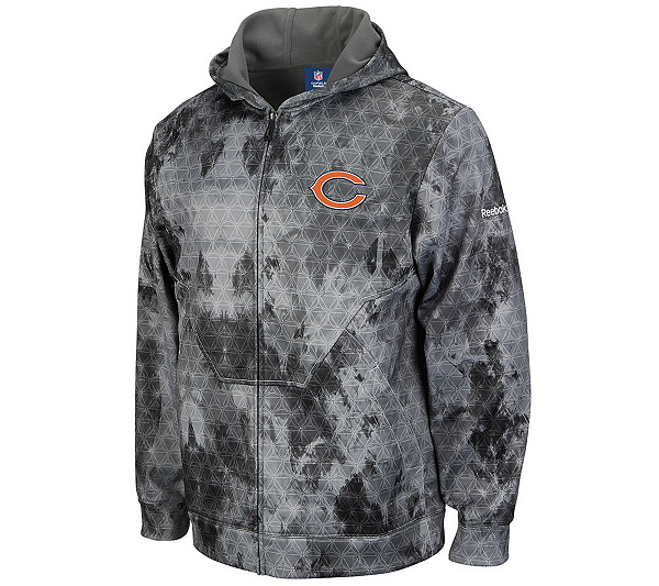 d8465c866 NFL Chicago Bears Sideline United Hooded Sweatshirt. product thumbnail. In  Stock