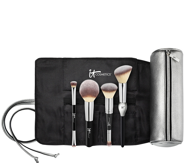 Brush Roll Makeup Bag Back To Video