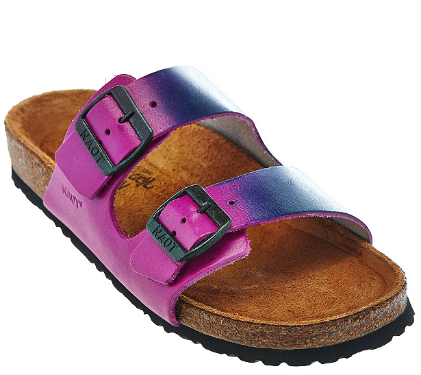Naot Hand Painted Leather Sandals - Santa Barbara sale extremely outlet clearance store Wgr8Oj