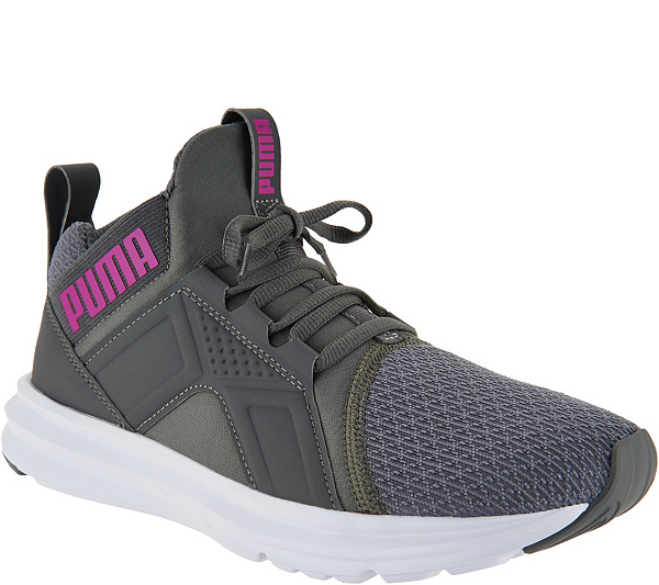 8f8d0834e8d PUMA Mesh Mid Lace-up Sneakers - Enzo. Back to video