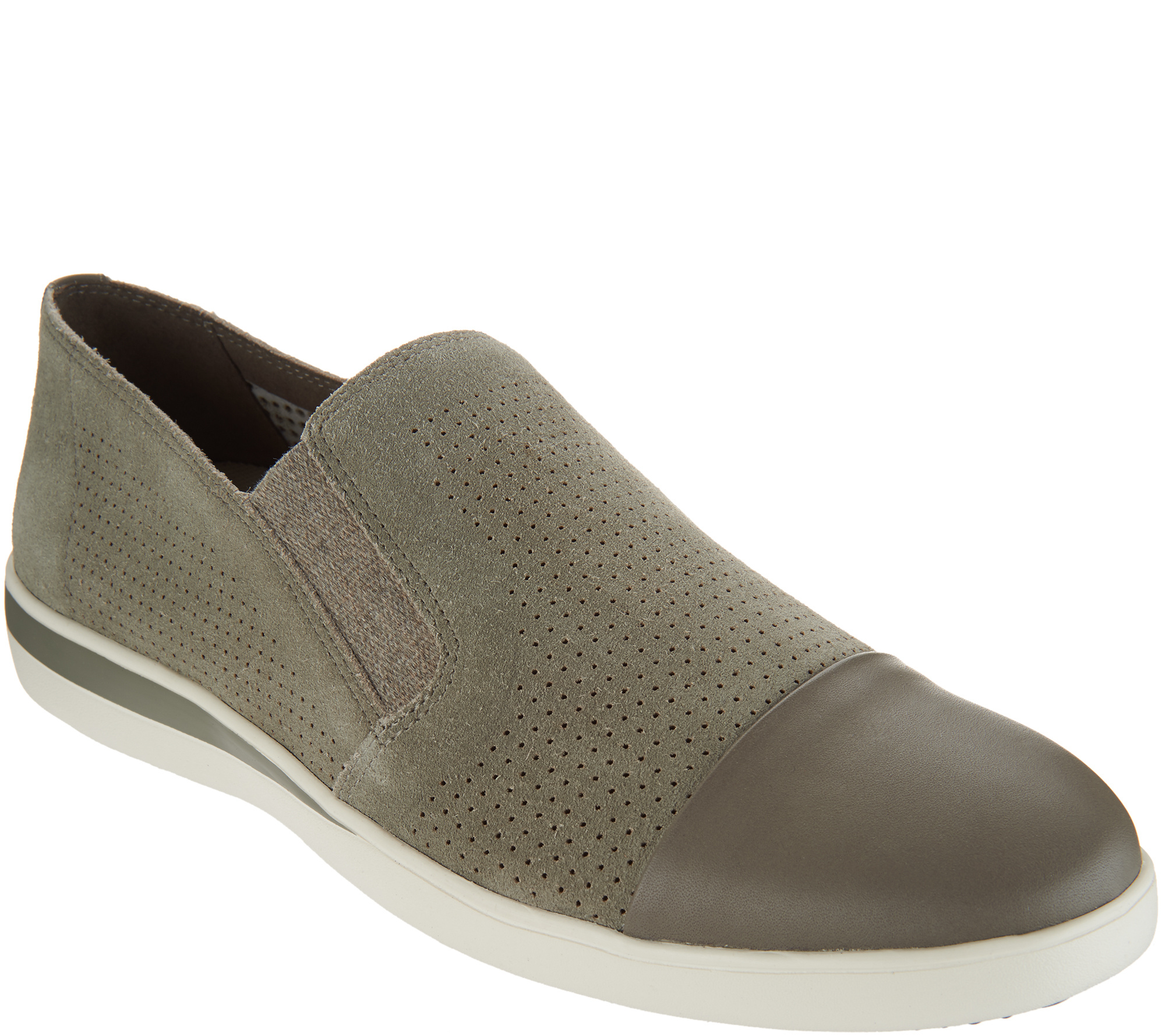 Ellen DeGeneres Women's Aviana Cap Toe Slip-On Sneaker