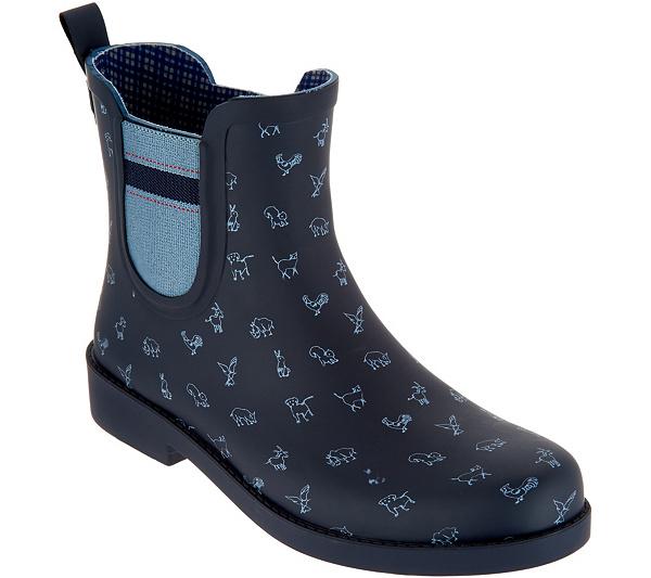 Wallita Rain Bootie ED Ellen DeGeneres 8XMMNQ
