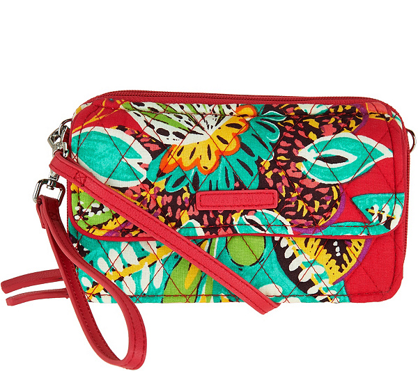 3d5c6c1b3cc ... Vera Bradley Signature All in One RFID Crossbody. product thumbnail. In  Stock