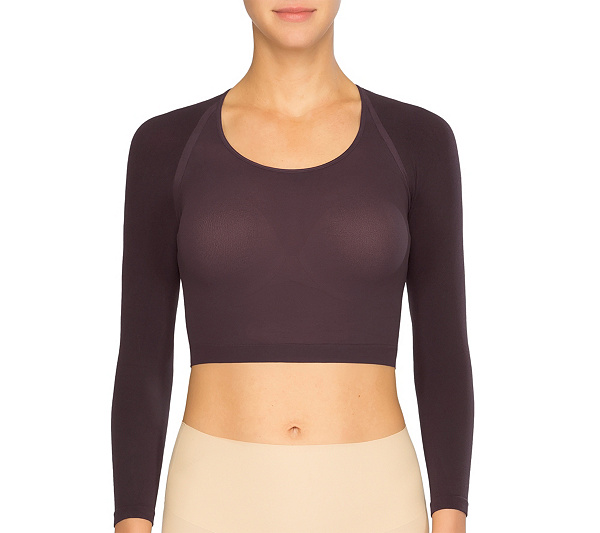 d0133e05d78 Spanx Seamless Arm Tights - Page 1 — QVC.com