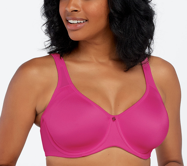 c92356b96dee8 Breezies Smooth Radiance Unlined Underwire Support Bra. Back to video