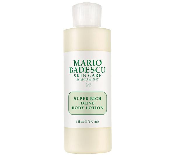 Mario Badescu Skin Care Super Olive Body Lotion Qvc Com