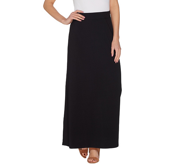 521c2f36b5 Shoptagr | Belle By Kim Gravel Triple Luxe Knit Smoothing Waist Maxi ...