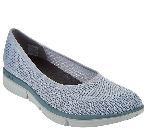 ff37a51b839709 Merrell Mesh Slip-on Shoes - Zoe Sojourn Ballet - Page 1 — QVC.com