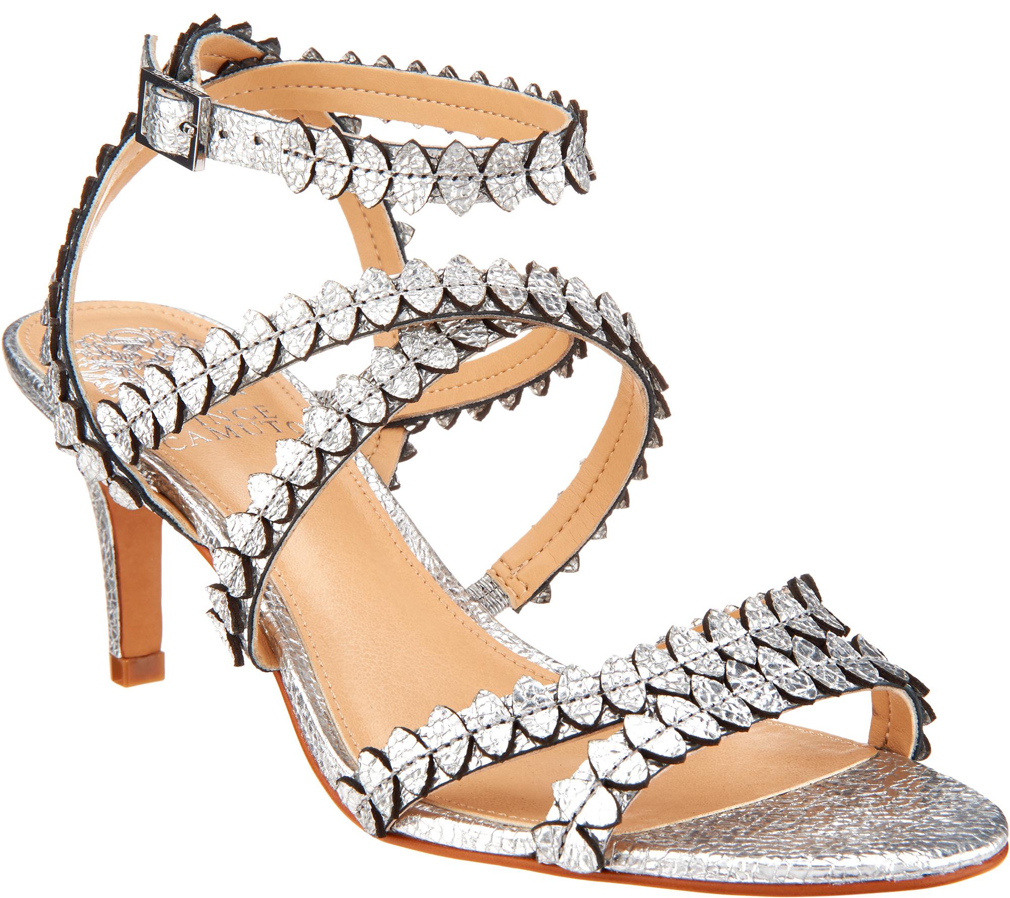 Vince Multistrap Slingback Sandals