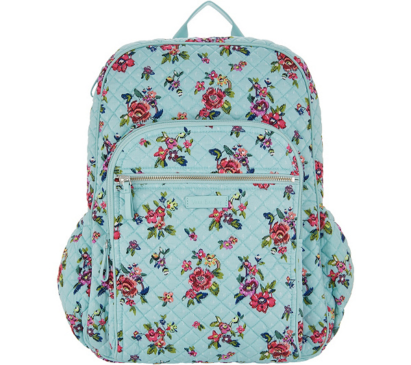 Vera Bradley Iconic Signature Campus Backpack. product thumbnail. Please  select an option  0f59df525b441