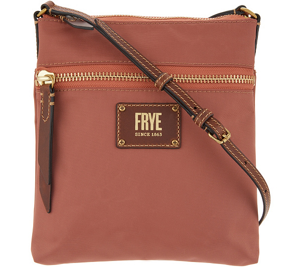 41bb840eb8 Frye Nylon Ivy Crossbody Bag - Page 1 — QVC.com