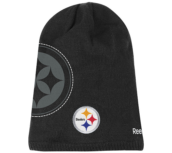 9f8b6dcaeb4 NFL Pittsburgh Steelers Youth 2010 Player Sideline Knit Hat. product  thumbnail. In Stock