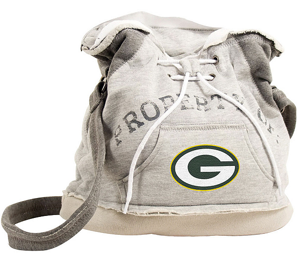 NFL Green Bay Packers Hoodie Duffel Bag. product thumbnail. In Stock 6bd72824e