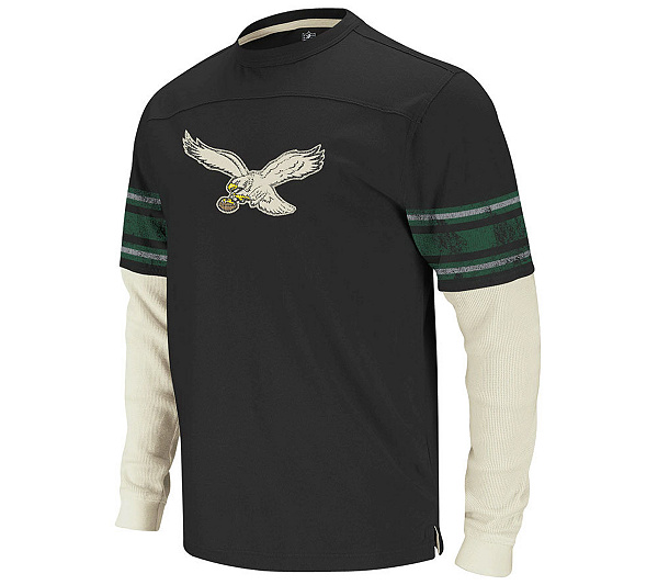 8f9102e1150 NFL Philadelphia Eagles Jersey & Thermal Long Sleeve T-Shirt. product  thumbnail. Share this Product