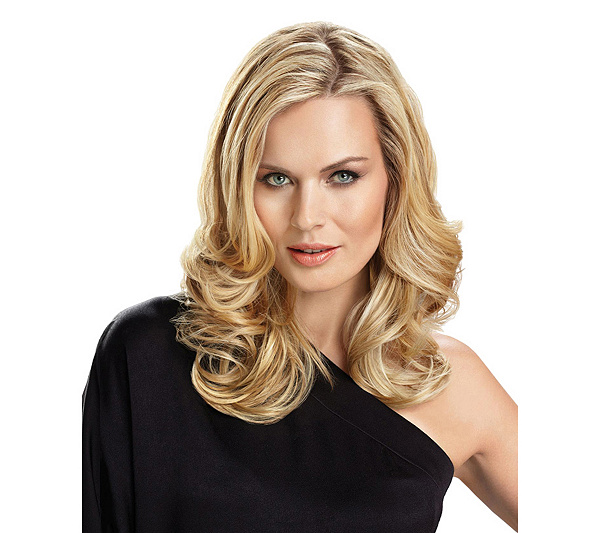 Hairdo 20 Styleable Soft Waves Clip In Extension Page 1 Qvc