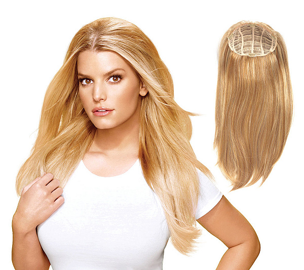 Hairdo Bump Up The Volume Clip In Volumizer Page 1 Qvc