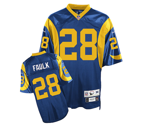 NFL St. Louis Rams Marshall Faulk Premier Throwback Jersey. product  thumbnail. In Stock e03101e59