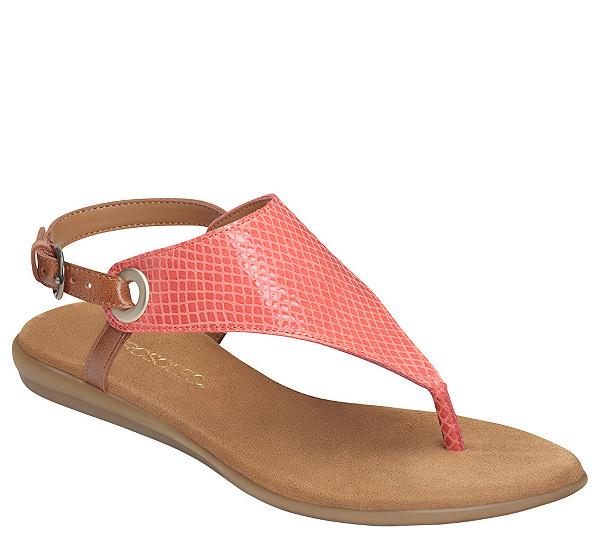 AEROSOLES® Conchlusion Sandals H3pfpNu