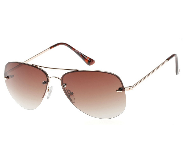 6680bfe838 Skechers Women s Polarized Aviator Sunglasses. product thumbnail. In Stock