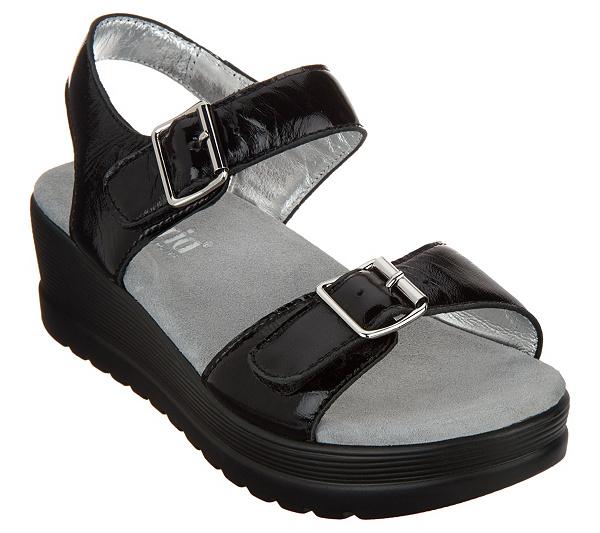 Morgyn Wedge Sandals 34kOV