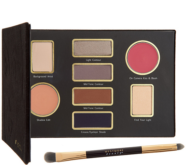 Westmore Beauty Bette Davis Eye Shadow Palette Page 1 Qvc Com