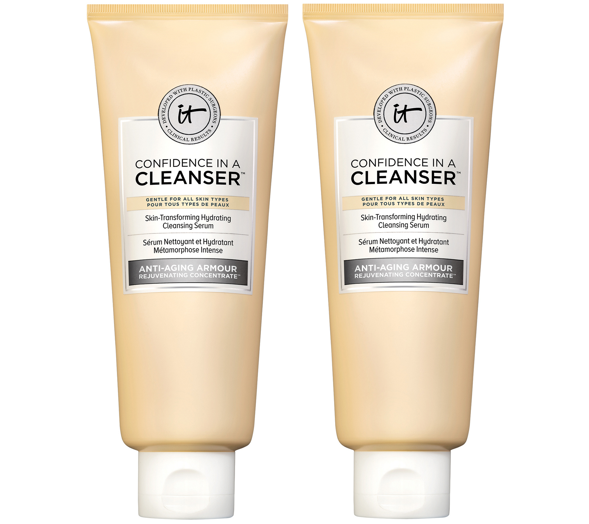 Confidence in a Cleanser Cleansing Serum Duo