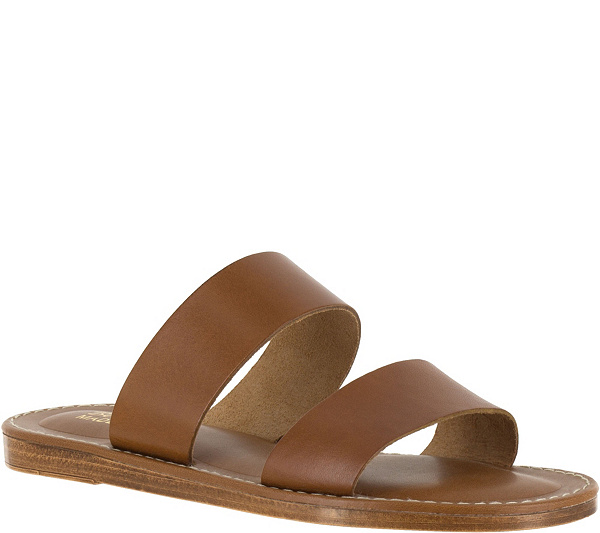 1c4921aaa5e6 Bella Vita Leather Slide Sandals - Imo. product thumbnail. Share this  Product