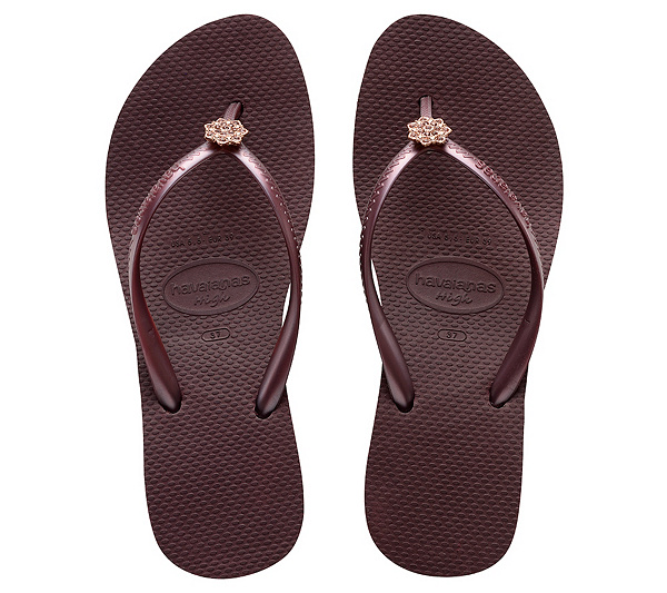 6b693b727d691 Havaianas Flip Flop Wedge Sandals - High Fashion Poem. product thumbnail.  Please select a color