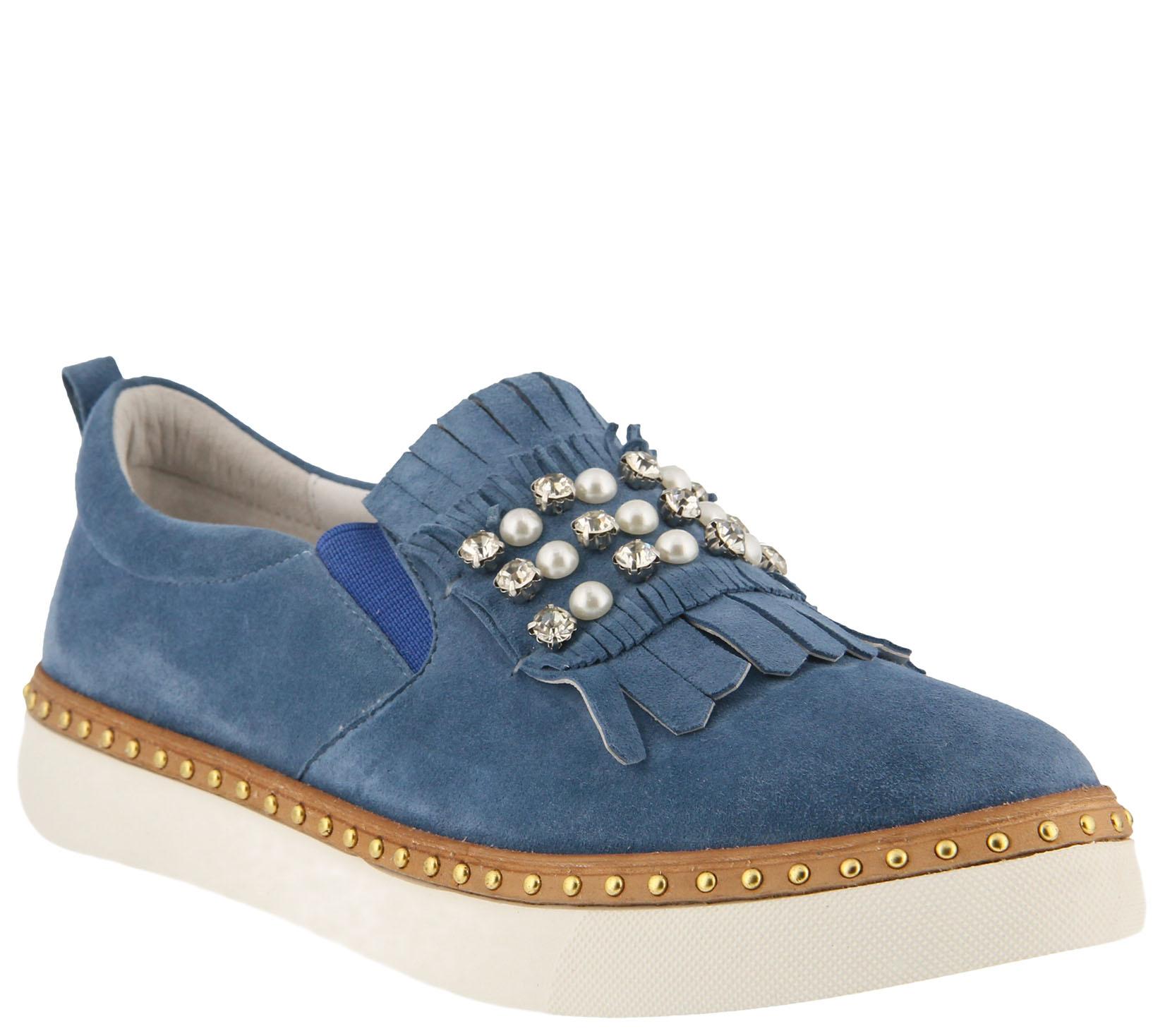 Azura by Spring Step Slip-On Sneakers - Marialuv