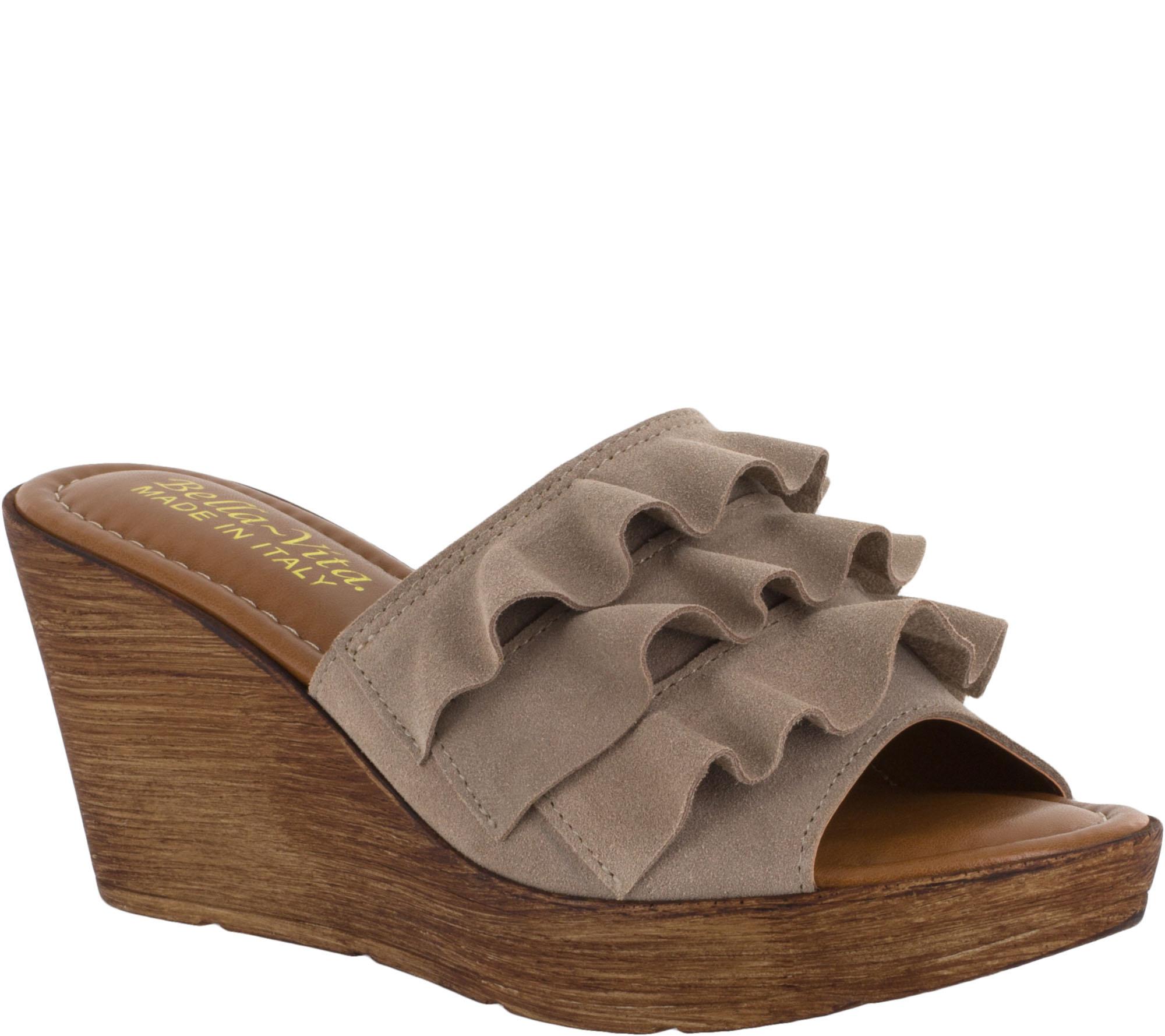 Bella-Vita BeyItaly Wedge Sandal