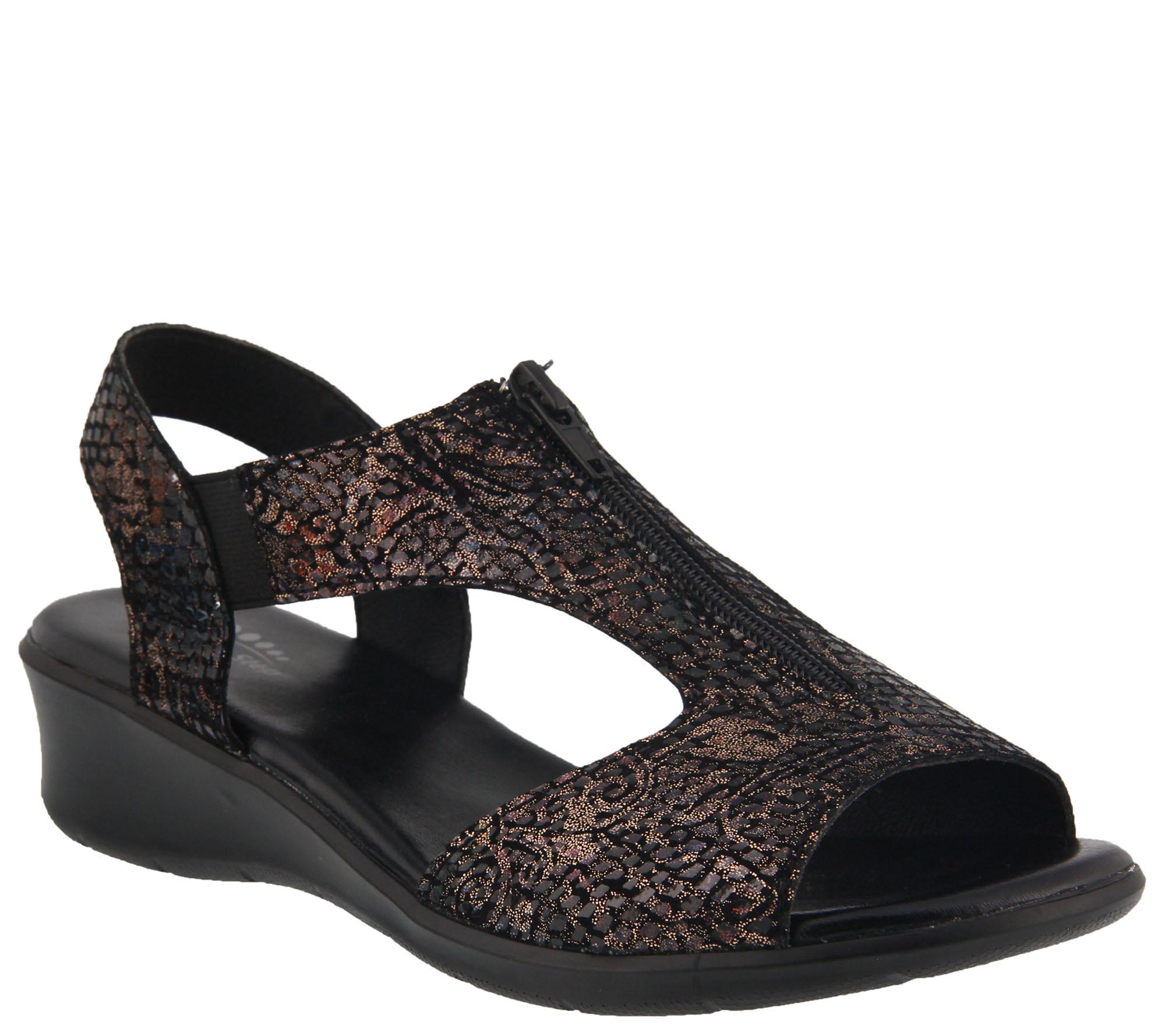 Spring Step Viki Wedge Sandal